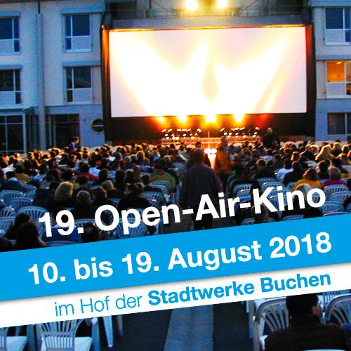 Open Air Kino 2018